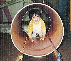 Playing in the Tube